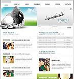 webdesign : league, video, view
