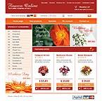 webdesign : gifts, tulip, present