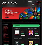 webdesign : shopping, film, jazz