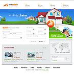 webdesign : services, home, apartment