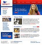 webdesign : political, leader, Conservative