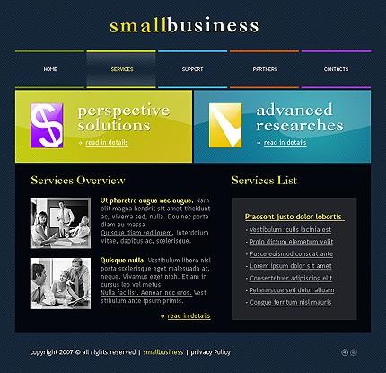 webdesign : Big, Screenshot 16740
