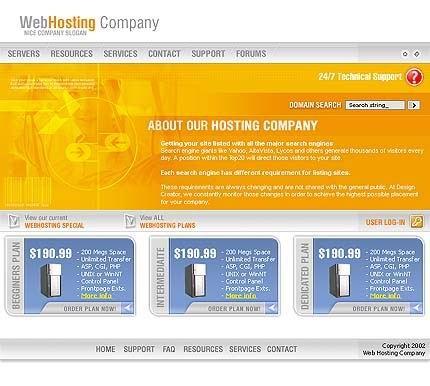 webdesign : Big, Screenshot 1745