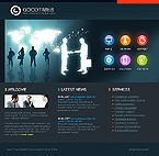 webdesign : business, contacts, service