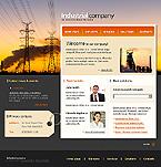 webdesign : company, non-standard, creative