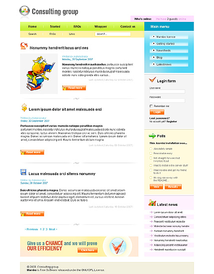 webdesign : Big, Screenshot 17253