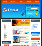 webdesign : store, camping, roads