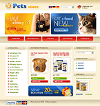 webdesign : pet, apparel, health