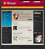 webdesign : share, channel, upload