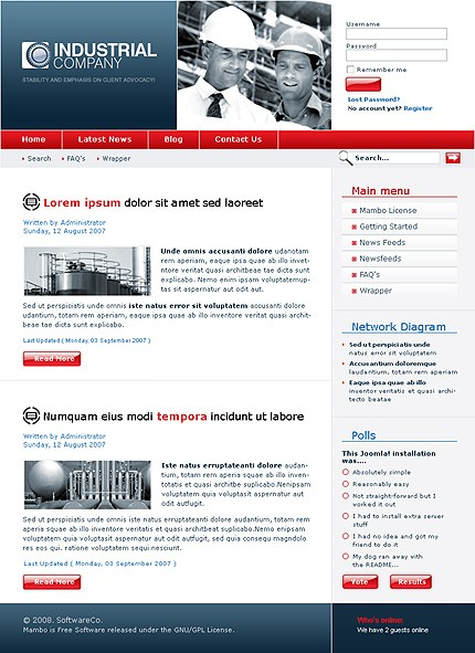 webdesign : Big, Screenshot 17372