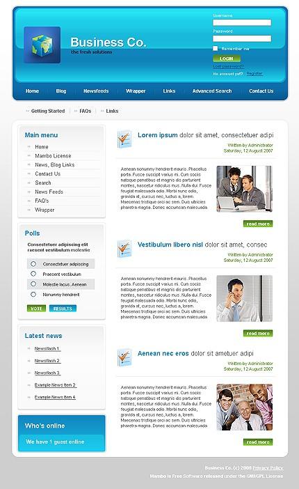 webdesign : Big, Screenshot 17376