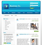 webdesign : corporate, money, manager