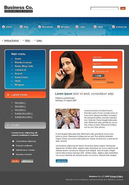 webdesign : Big, Screenshot 17380