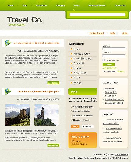 webdesign : Big, Screenshot 17538
