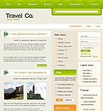 webdesign : company, traveling, vacation