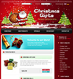 webdesign : store, flower, jewelry