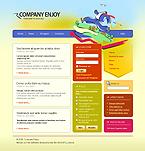 webdesign : corporate, information, stocks