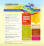 webdesign : enjoy, contacts