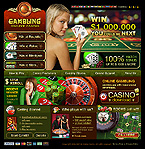 webdesign : poker, tournament, craps