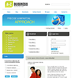 webdesign : corporate, solutions, support