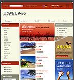 webdesign : travel, shopping, new