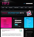 webdesign : music, tune, forum