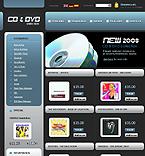 webdesign : label, film, easy