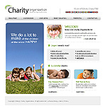 webdesign : adoption, department, charity