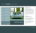 webdesign : portfolio, sofa, customers