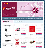 webdesign : gifts, photo, clothes