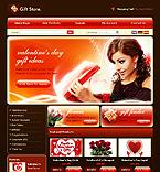 webdesign : candle, flowers, decoration