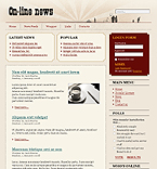 webdesign : finance, world, conclusions