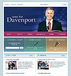 webdesign : independent, chairman, donation