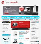 webdesign : shop, delivery, notebook