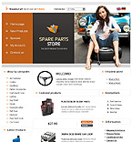 webdesign : spares, product, tanks