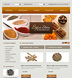 webdesign : pepper, powder, blend