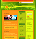 webdesign : company, services, list