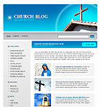 webdesign : church, belief, God