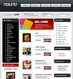 webdesign : cart, recorder, rock