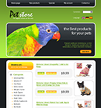 webdesign : products, vet, bowl