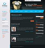 webdesign : corporation, business, management