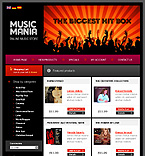 webdesign : store, products, cd