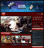 webdesign : game, shooting, pc