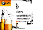 webdesign : pub, food