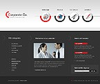 webdesign : contacts, information, marketing