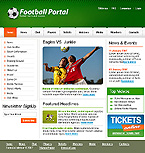 webdesign : training, players, fans
