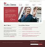 webdesign : political, election, program