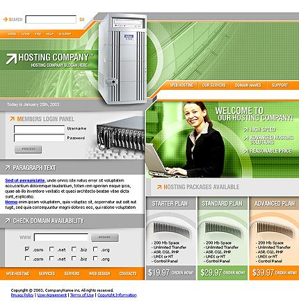 webdesign : Big, Screenshot 2046