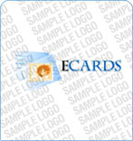 webdesign : e-card, card, logo