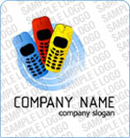 webdesign : mobile, communications, phone